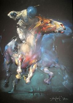 Braca's paintings can be found in many private collections and many influential companies here and abroad. Horse Drawings, Animal Drawings, Watercolor Horse, Muse Art, Equine Art, Art Sketchbook, Animal Paintings, Portrait Art, Figure Drawing