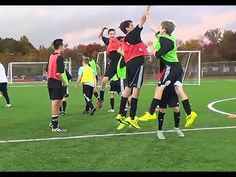 Soccer Drills - Top 5 Soccer Training Drills To Improve Fast - YouTube