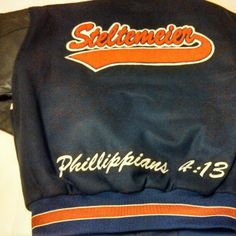 Custom chenille lettering and patches @ www.varsity.com no minimums no setup fees our jackets are great for clubs sports teams Jim's television shows radio stations anybody with a logo or brand this is a great way to show off your company we make custom varsity jackets shirts hats in corporate apparel call Bobby at 702 510 9942 to talk about your project  #varsityjackets ,#customapparel #letterman