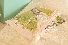 Pearls, Lace, & Southern Grace... themed birthday party