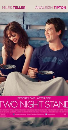 Directed by Max Nichols.  With Miles Teller, Analeigh Tipton, Jessica Szohr, Scott Mescudi. A snowstorm forces two people who made an online connection to unwillingly extend their one-night stand as the blizzard goes through the night.