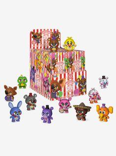 Five Nights At Freddy's Pizzeria Simulator Blind Box Funko Figures, Vinyl Figures, Sister Location Baby, Freddy Plush, Adventure Time Characters, Funko Toys, Funko Mystery Minis, Freddy Fazbear, Anime Fnaf