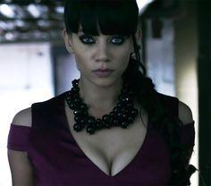 Hannah John-Kamen es Dutch (Level 5) en Killjoy (serie tv)