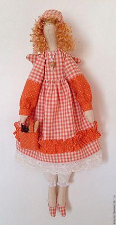 Куклы Тильды ручной работы. Ярмарка Мастеров - ручная работа. Купить Кухонная фея (Интерьерная кукла ангел тильда ). Handmade.