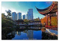 Dr Sun Yat Garden in Vancouver. #Canada #Excursion