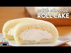 Inspired by the white desserts in Hokkaido, we're making a light-as-air cake with the subtle sweetness of white chocolate. Subscribe for more videos! http://...
