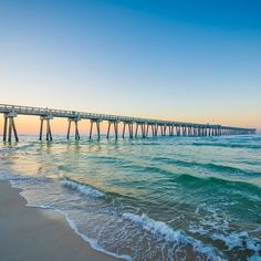 """1,275 Likes, 24 Comments - Panama City Beach, FL (@visit_pcb) on Instagram: """"Seeing a Panama City Beach sunrise is worth getting up early for! #realfunbeach #lovefl (📷:…"""""""