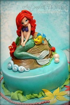 Cake ariel