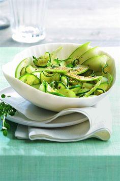 Courgettes aux pommes - Larousse Cuisine