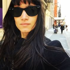 """7,677 Likes, 111 Comments - Sofia Boutella (@sofisia7) on Instagram: """"Cimented loud and packed but alive vibrant and endearing.... currently sunny NYC  #NYC"""""""