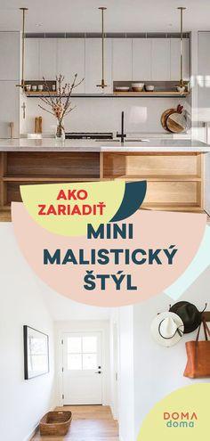 Minimalistický štýl a tie naj inšpirácie vám ukážeme tu! #minimalistickýštýl #minimalistický #štýl #bývanie #interiér #doplnky Home Decor, Decoration Home, Room Decor, Home Interior Design, Home Decoration, Interior Design