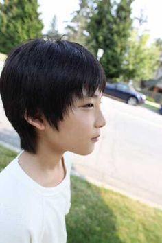 Asian boy hair cuts