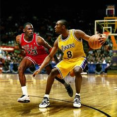"""""""Young MJ vs Young Kobe. We can dream can't we?"""