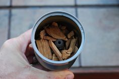 Nibble Me This: Fun With Cold Smoking MacGyver Style