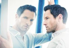 """finduilasclln: """" Ian Bohen, aka the photoshoot that killed me. (I found these scattered over Twitter. Haven't found a real source yet. Will credit the second I find it!) """""""