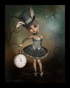 Time is tickin' away... by Eingestellt von little