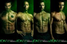 Arrow men
