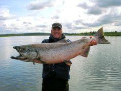 Alaska Fishing Adventures - Naknek River Bristol Bay Alaska