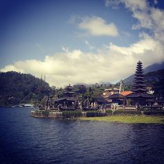 Floating temple - Bali