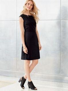 ULTRA 9 STRETCH WOOL HARROW DRESS
