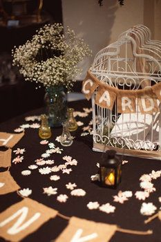 Rustic, Vintage wedding decor for sale! Mason jars, burlap, etc - products - Project Wedding Forums