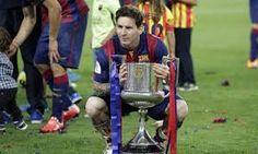 Resultado de imagem para festa do barcelona campeão da copa do rei 2016