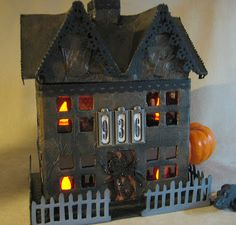 Annette's Creative Journey: Sick of Halloween? Don't read this post.