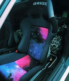 Galaxy Bride Seats