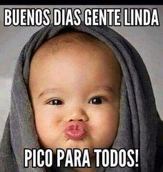 Cute Spanish Quotes, Spanish Jokes, Good Night Quotes, Good Morning Good Night, Cartoon Memes, Funny Memes, Funny Good Morning Images, Laughter The Best Medicine, Baby Memes