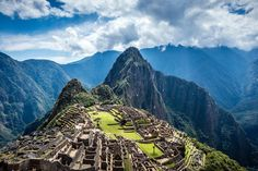 """Erosion caused by extreme weather conditions combined with damage from tourism also threatens Machu Picchu.Located8,000 feet above sea level in a remote area of Peru's Andes Mountains,the """"Lost City of the Incas"""" is considered one of the greatest ancient ruins in the world. Difficult to get to, expensive, and endangered, Machu Picchu is more appropriate for an adults-only trip than for one with kids in tow."""