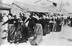 The largest uprising against Japanese rule occurred in March, 1919 after a failure of the Korean delegation to gain the rights of self-determination Meiji Restoration, Evil Empire, Nation State, Korean War, Prehistory, Revolutionaries, Old Pictures, The Past, Asia