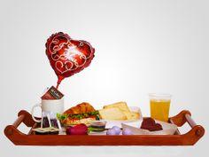 Desayuno Romántico, Dulce Regalo Express