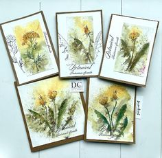 February 6th, Collor, Flower Crafts, Gallery Wall, Card Making, In This Moment, Creative, Watercolor, Frame