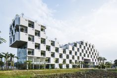 archatlas: Facades That Push Conventional Limits... | THE KHOOLL