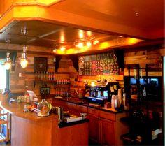 Local cafe, Kona