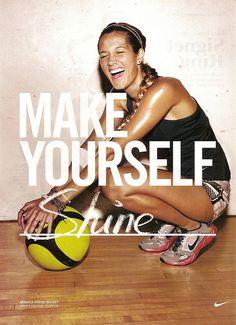 make yourself...