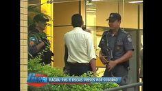Flagrante: PMs e fiscais são presos por cobrança de propina na baixada (RJ) - Vídeos - R7