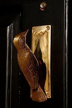 best door knocker ever...