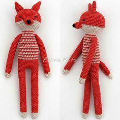 Mesmerizing Crochet an Amigurumi Rabbit Ideas. Lovely Crochet an Amigurumi Rabbit Ideas. Crochet Amigurumi, Amigurumi Doll, Amigurumi Patterns, Crochet Animal Patterns, Stuffed Animal Patterns, Crochet Animals, Crochet Bows, Free Crochet, Crochet Rabbit