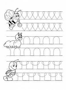 Pre-writing skills for kids - Preschool Writing, Preschool Learning Activities, Preschool Printables, Writing Activities, Kids Learning, Kids Math Worksheets, Handwriting Worksheets, Tracing Worksheets, Cursive Handwriting