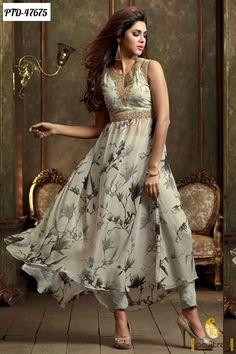 Z Fashion Trend: ELEGANT DESIGNER PARTY WEAR DRESS