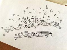 Music is joyful!!  http://kickoffboredom.wordpress.com/