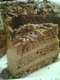 Recept pochádza z časopisu Báječná žena spred 7 rokov. Nutella, Tiramisu, Smoothies, Food And Drink, Baking, Ethnic Recipes, Cakes, Smoothie, Cake Makers