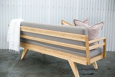 Banc Handcrafted | Three Fellas Sofa Outdoor Sofa, Outdoor Furniture, Outdoor Decor, Wood Turning Machine, Product Design, Bench, Shopping, Home Decor, Garden Furniture Outlet