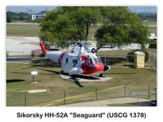 Sikorsky HH-52A Seaguard (USCG 1378) en el USS Alabama (BB-60) Battleship Park, Mobile, Alabama