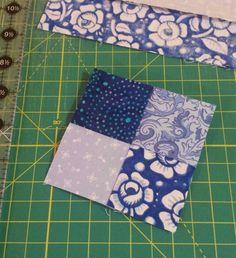 Clue 3, blue 4-patches.