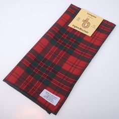Woven in Scotland from fine wool - available from ScotClans