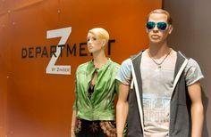 Das ist unser Young-Fashion Store Department Z.  Erfahre mehr unter: http://www.mode-zinser.de/haeuser/departmentz