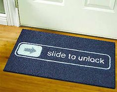 Doormats with Attitude - Being Alison