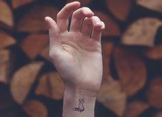 love the fox tat